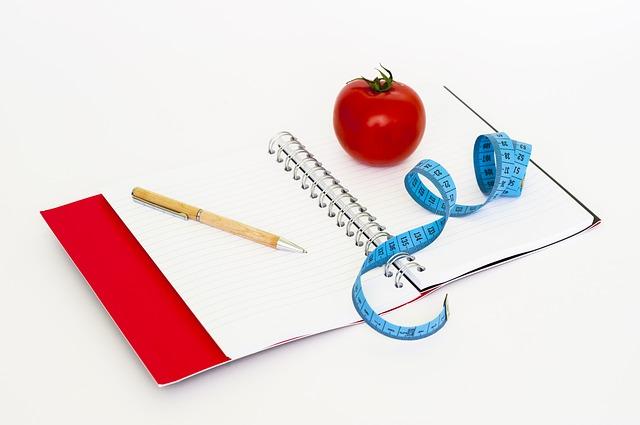 dietní záznamy