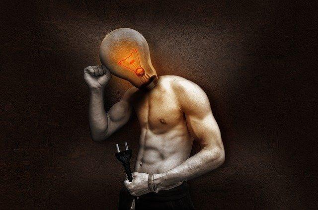 mužská energie